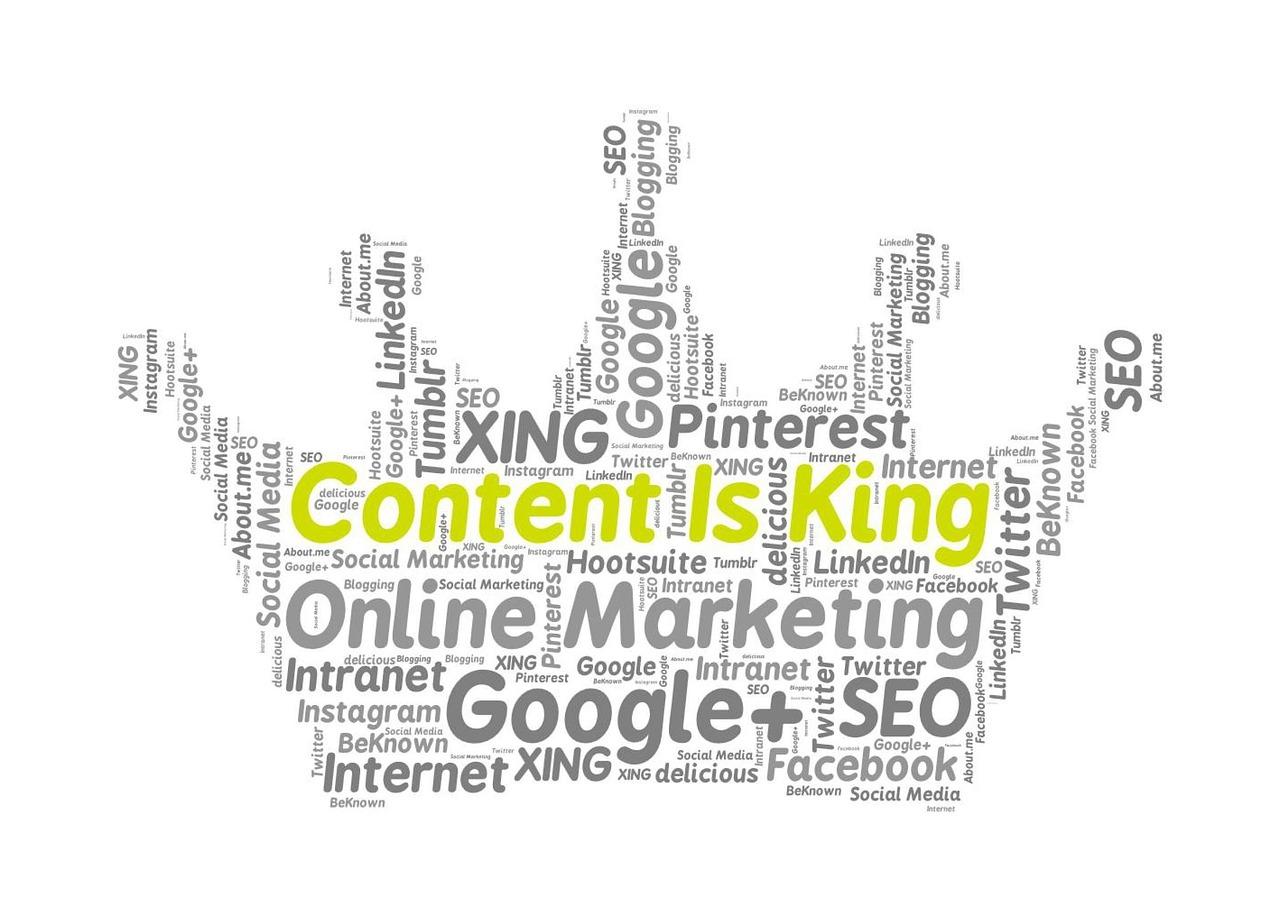 Digital Marketing - Content Marketing Romney Marsh kent